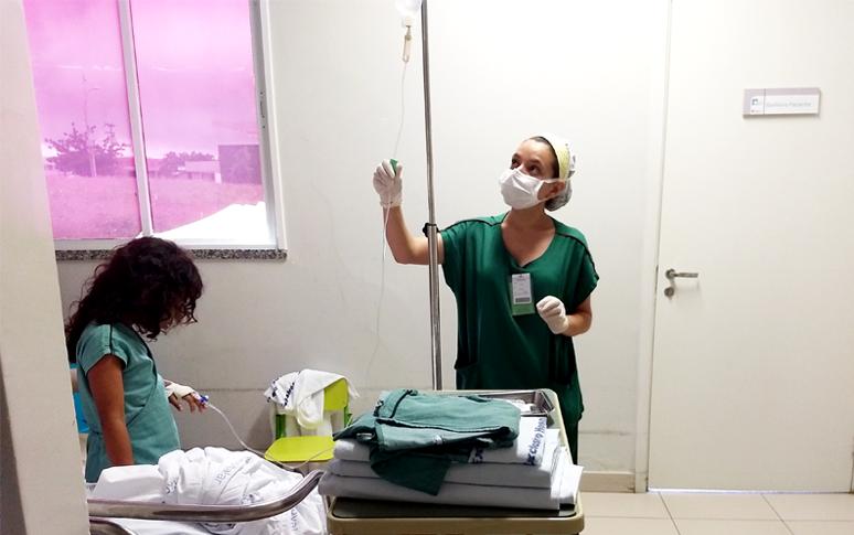 Resultado de imagem para Hospital Regional Norte reduz em 42,3% taxa de infecções