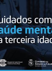 Atenção com a saúde mental dos idosos precisa ser redobrada