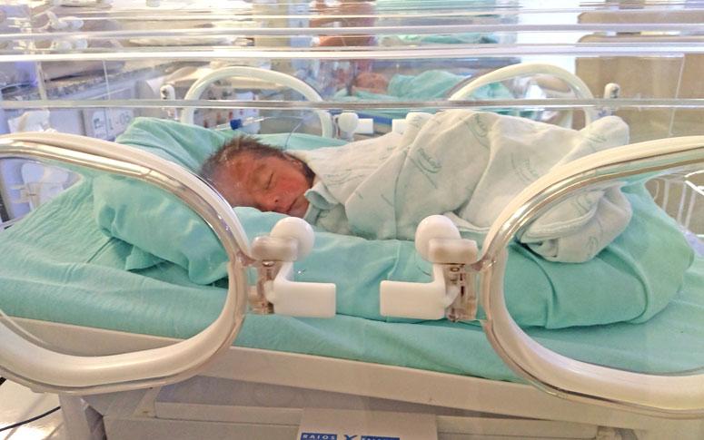Resultado de imagem para Primeiros bebês de 2020 nascem na Maternidade do Hospital Regional Norte