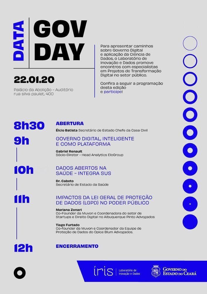 Resultado de imagem para Ceará cria Laboratório de Inovação e Dados para acelerar a entrega do Governo Digital