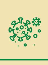 Imagem com o logo de Investimentos COVID