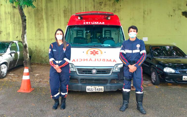 Sesa conta com base do Samu 192 Ceará para transporte de pacientes