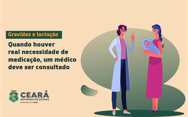Medicamentos e plantas medicinais: cartilha orienta sobre uso durante gravidez e lactação